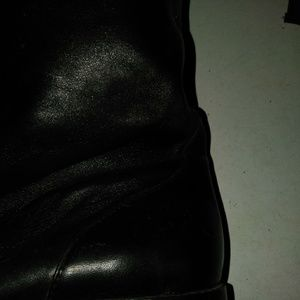 Coach knee high boots size 9.5